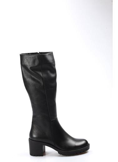Fast Step Çizme Siyah